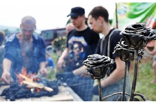 Праздник кузнечества КРАШЫНСКІ ПЕРАЗВОН в Барановичском районе